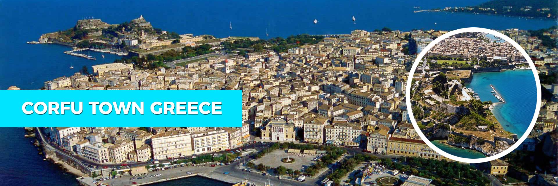 corfu city greece