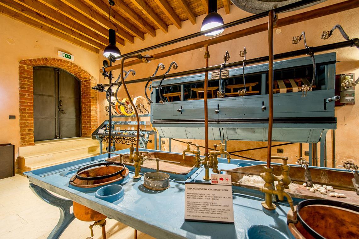 art of silk museum