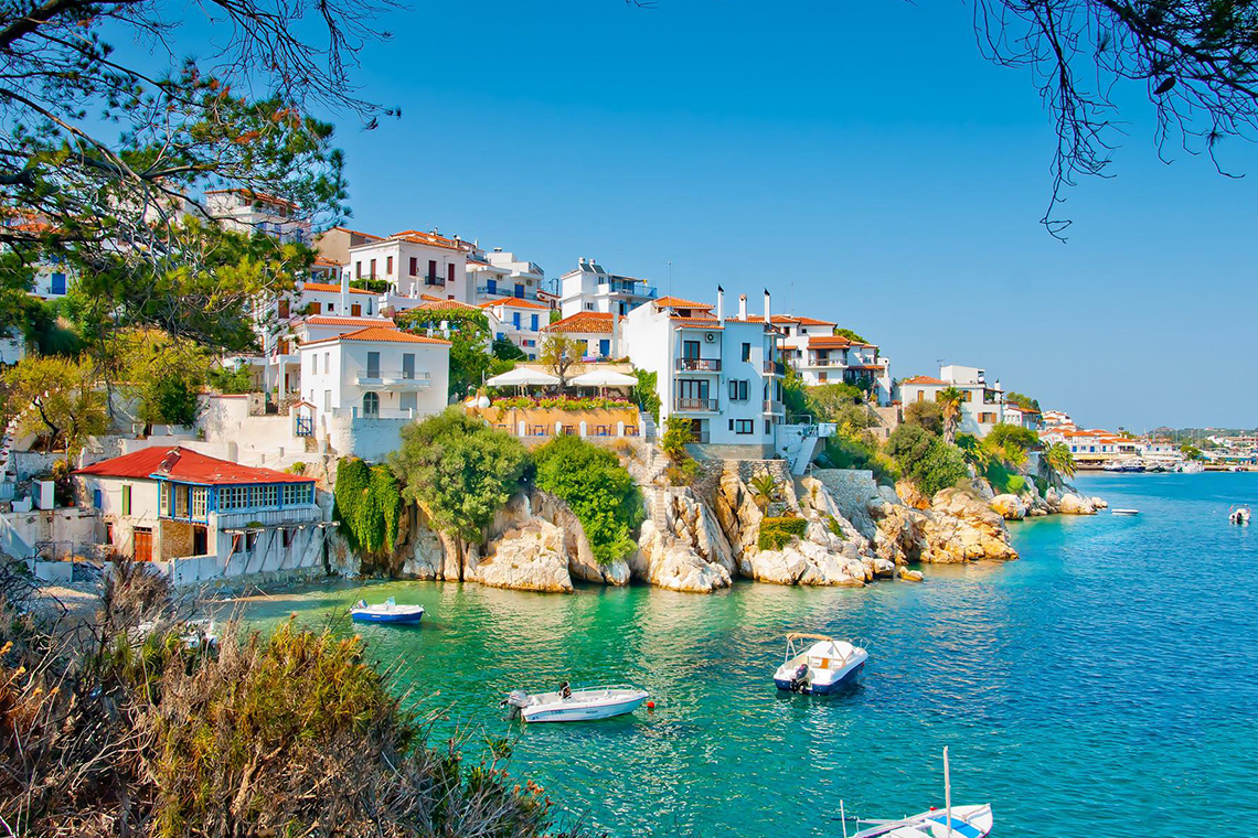 Skiathos Greek Island