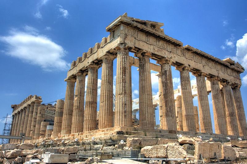 The-Parthenon-Athens