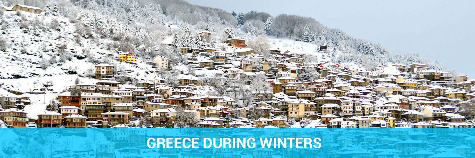 greece during winters