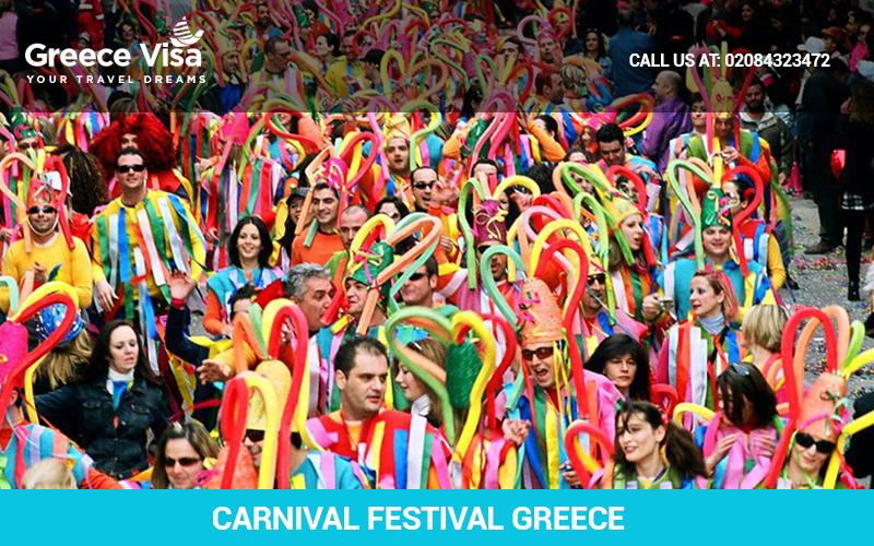 carnival festival greece